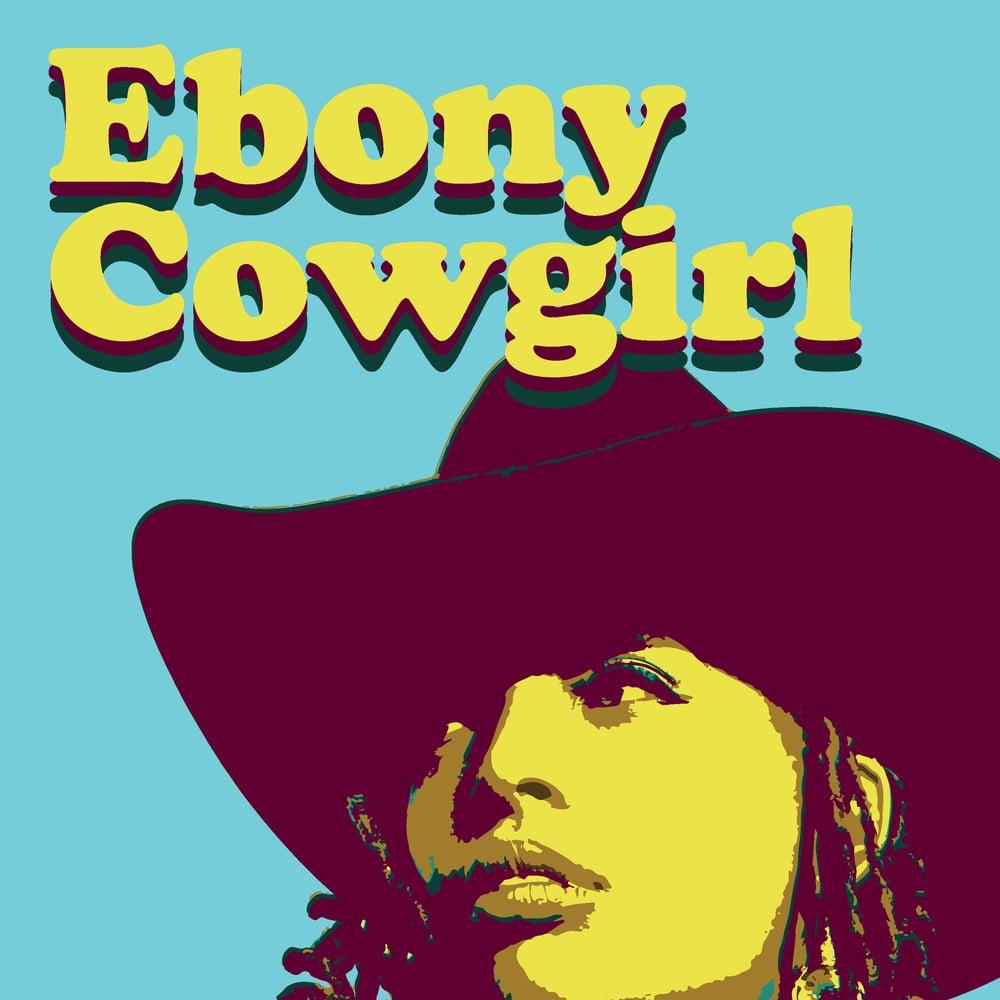 Image of Ebony Cowgirl