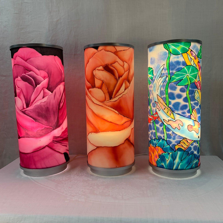 Image of Silk Lamps