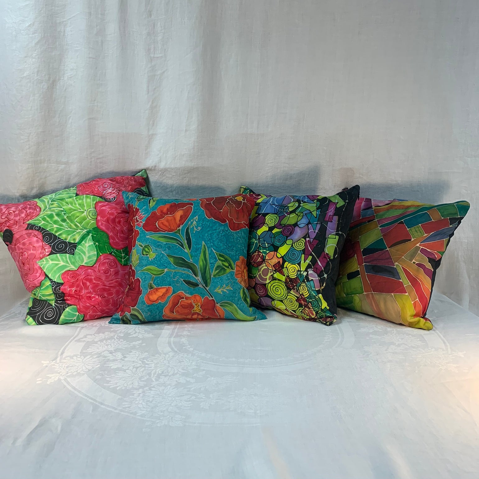 Image of Abstract Pillows