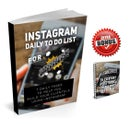 Image 1 of 35 Post Ideas & Instagram Daily To Do List! 7 Daily Tasks To Help You Build Your Clientele!