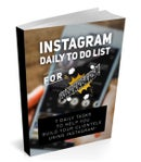 Image 2 of 35 Post Ideas & Instagram Daily To Do List! 7 Daily Tasks To Help You Build Your Clientele!