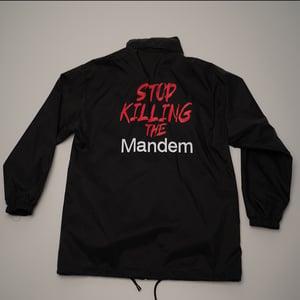 Image of STOP KILLING THE... WINDBREAKER