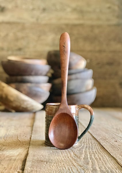 Image of Classic spoon small 12""