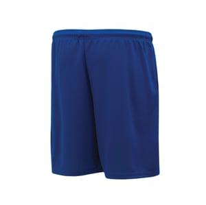 Image of Blue Wasteland Warriorz baseketball shorts with pockets