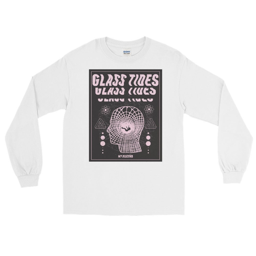 Image of Glass Tides - Long Sleeve Shirt