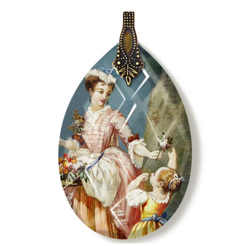 Image of Paige Necklace ~ Mother Design