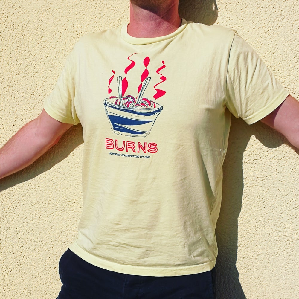 "Image of ""DELICIOUS"" BURNS 2020 T-Shirt"