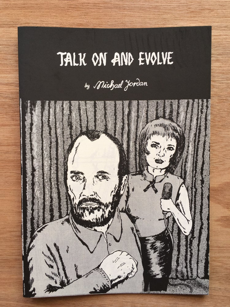 Image of TALK ON AND EVOLVE