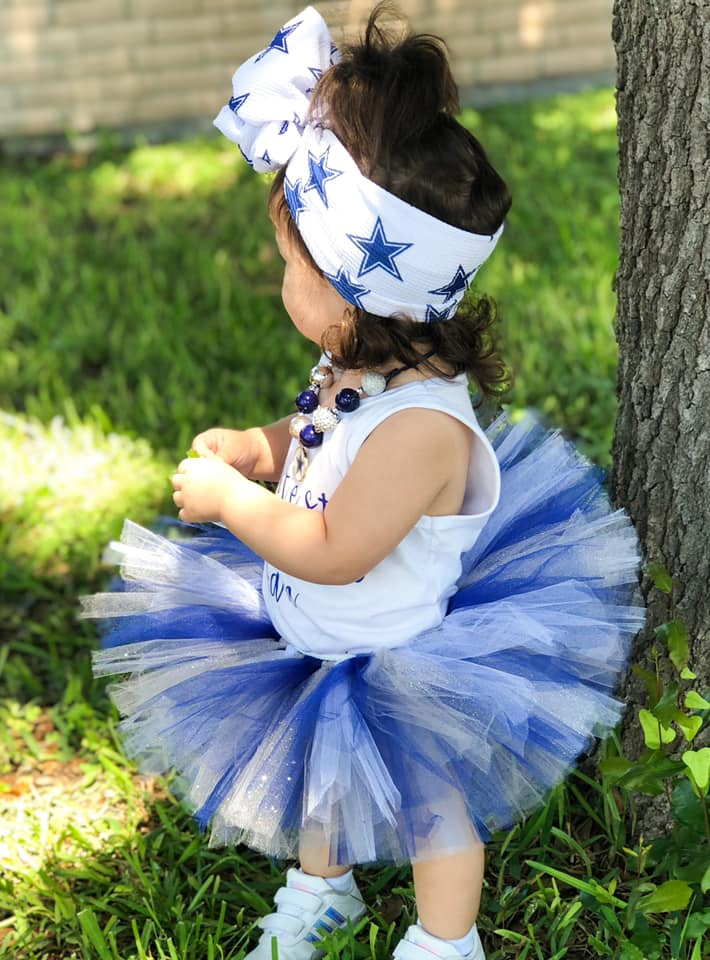 Image of Cowboys Team Tutu!!