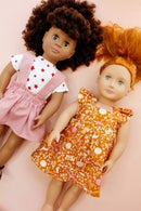 "Image 1 of 18"" Doll Summer Collection"