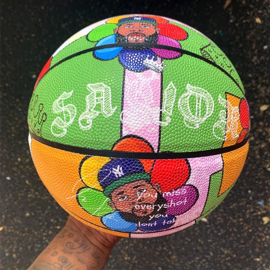 Image of Savior Basketball x Preorder ( Numbered 1 to 50 )
