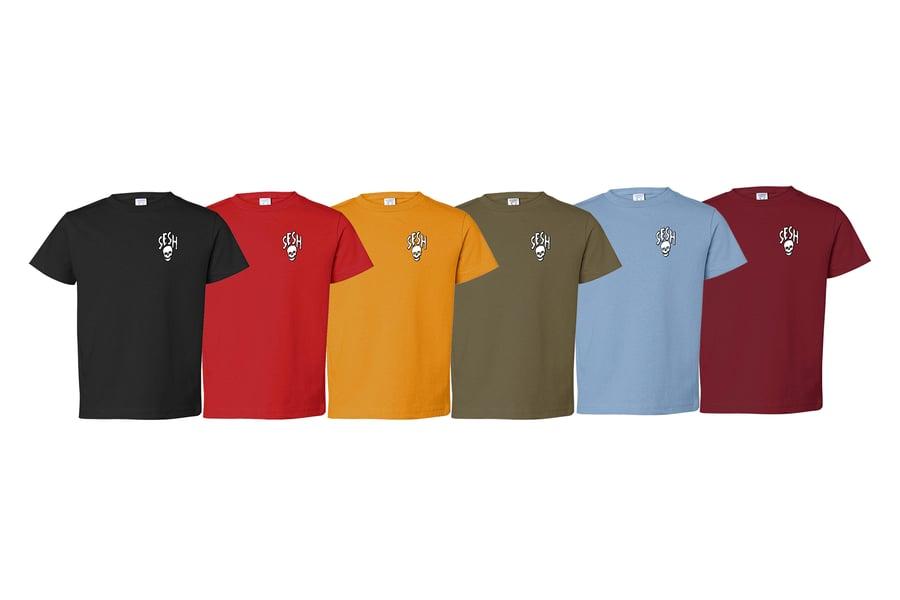 Image of KIDS Seshskull Shirt