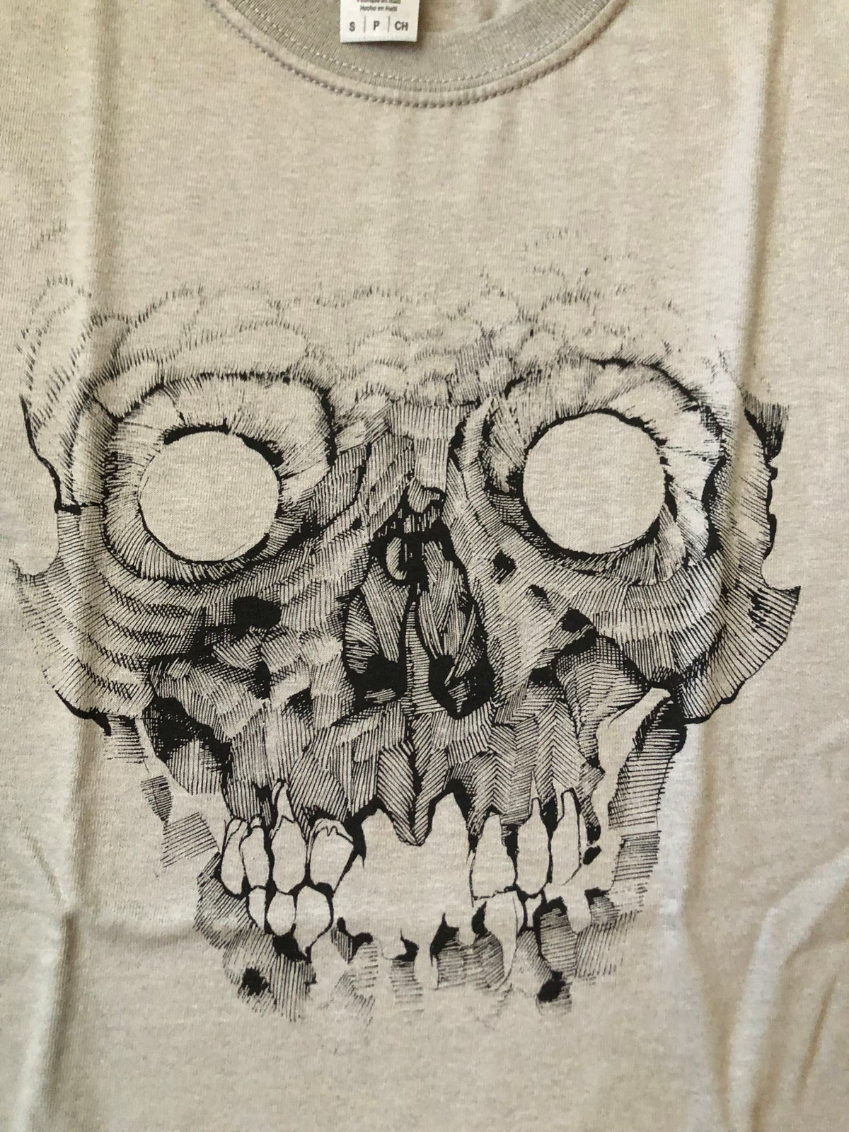 Image of Faded t -shirt