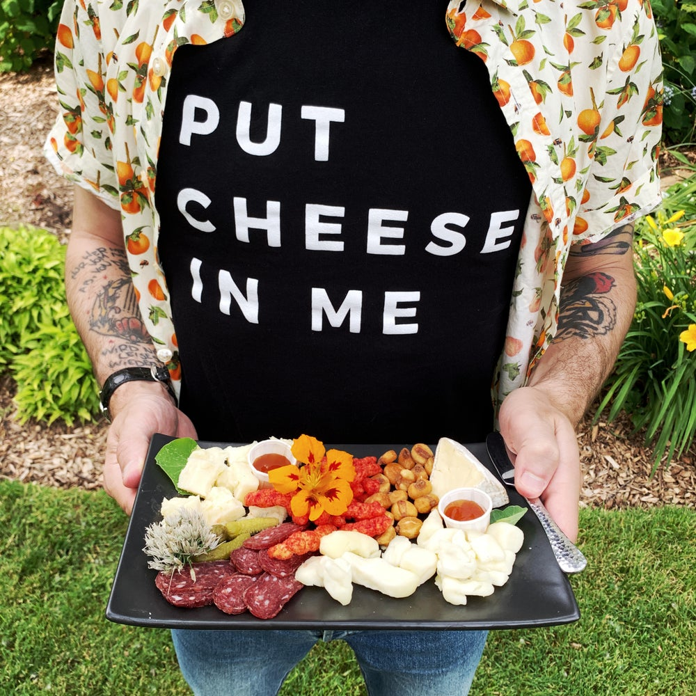 Image of Put Cheese in Me Tank