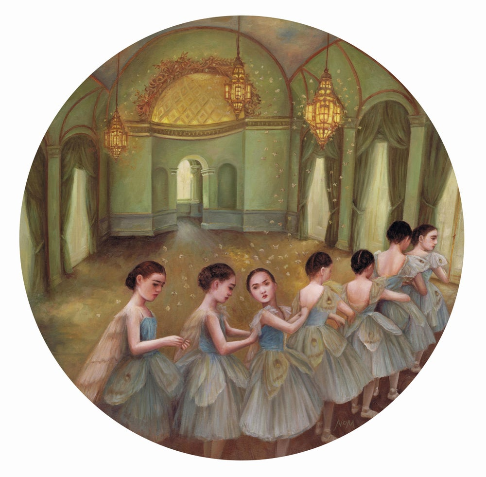 Image of 'The Rehearsal' by Nom Kinnear King