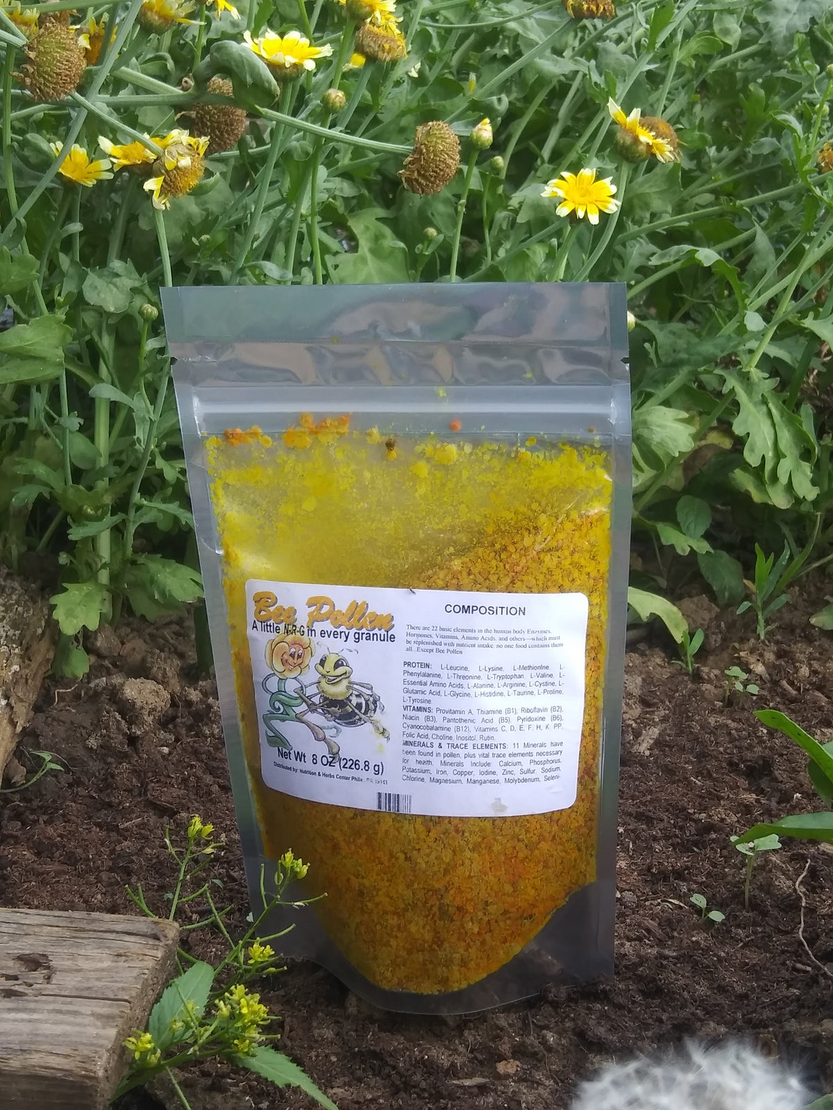 Image of Bee Pollen