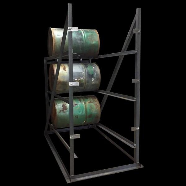 Image of Crashing Barrels