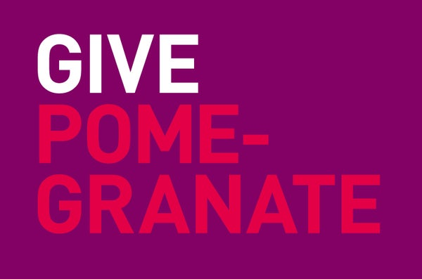 Image of Give Pomegranate Prints