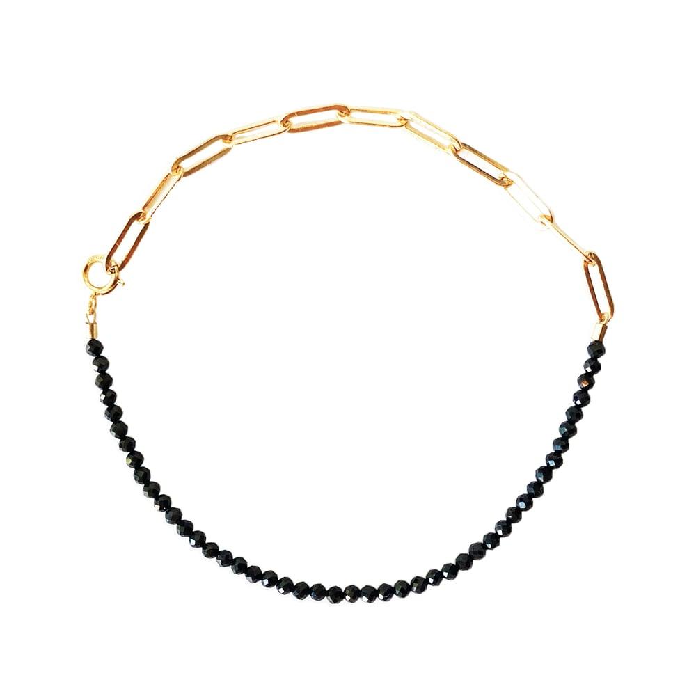 Image of Gold Filled Yin Yang Bracelet