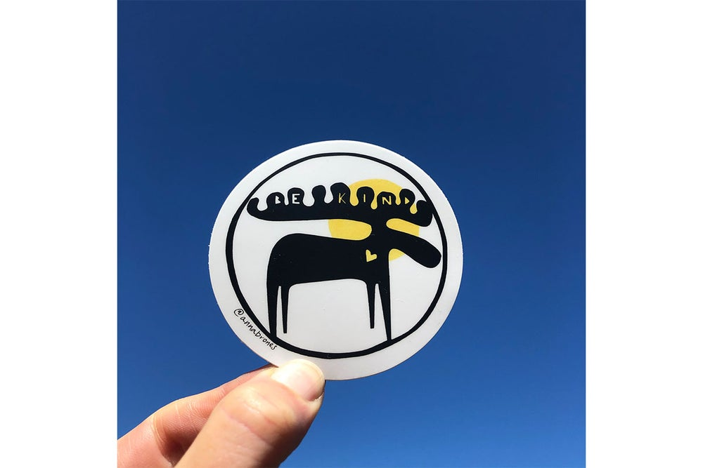 Image of Be Kind Stickers