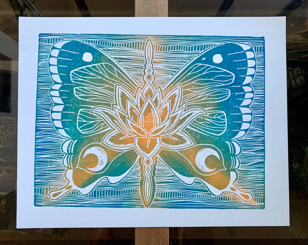 Image of Lotus Butterfly