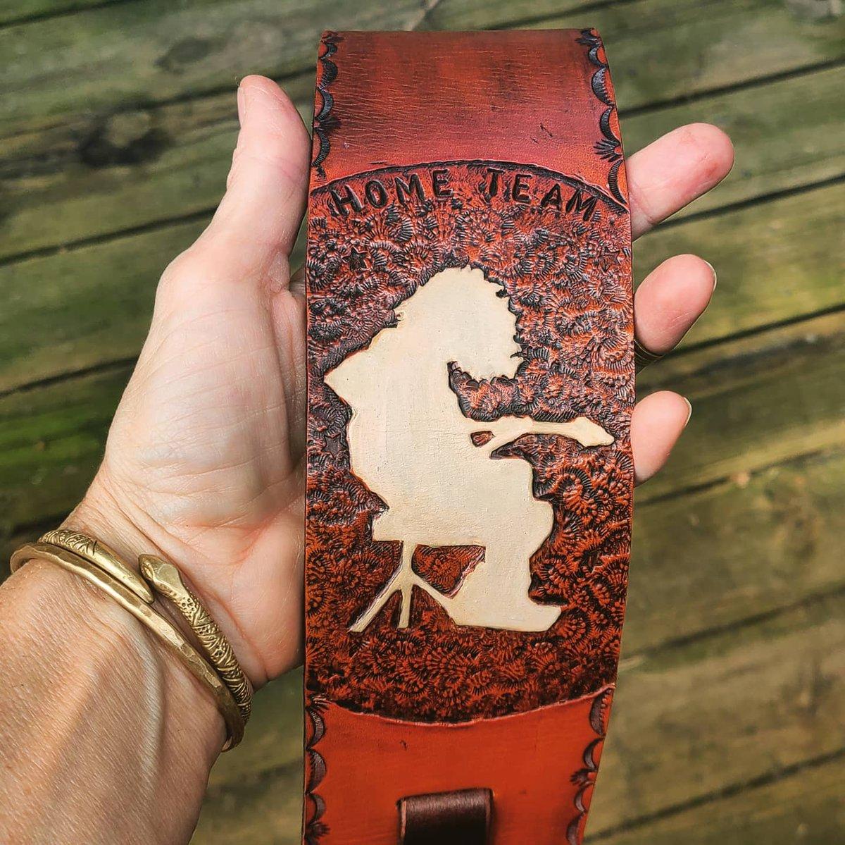 Custom Guitar Straps