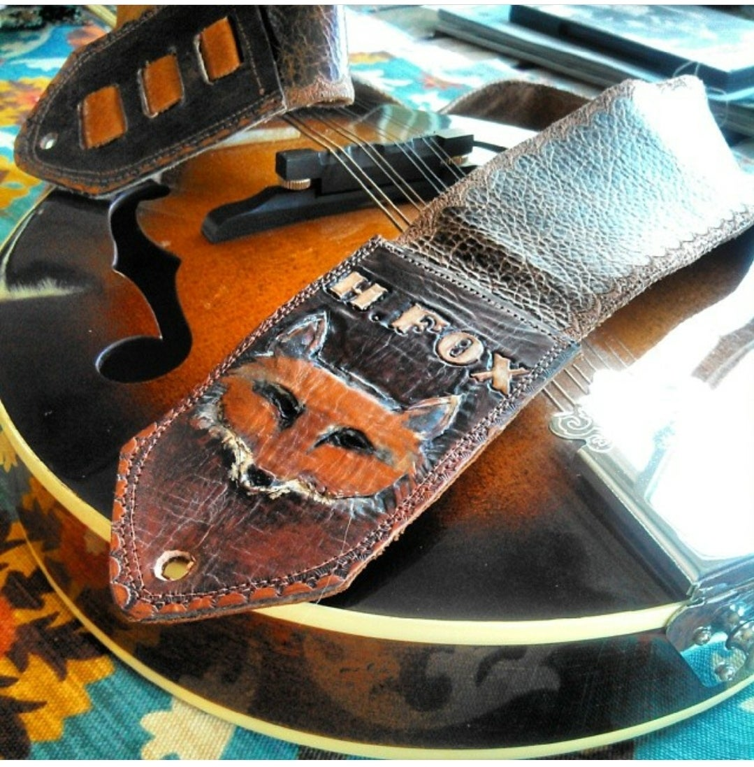 Custom Guitar Straps  (prices vary)