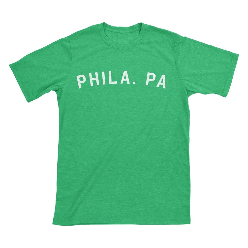 Image of Phila PA 90's Football T-Shirt