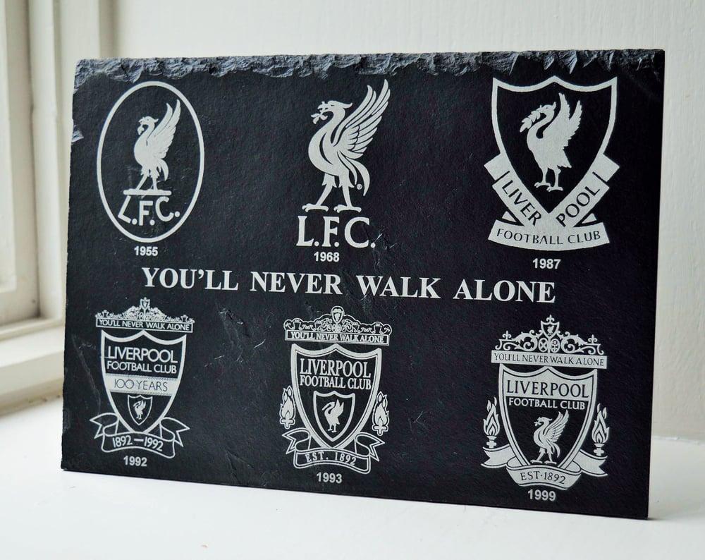 Liverpool Crests
