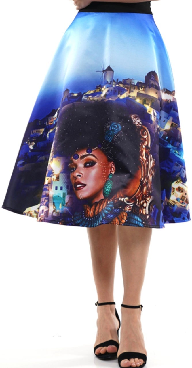 Image of Fro skirt