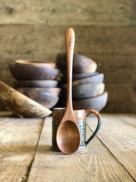 Image of Classic spoon 12 1/2""