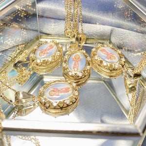 Image of Divine Child VI Necklace
