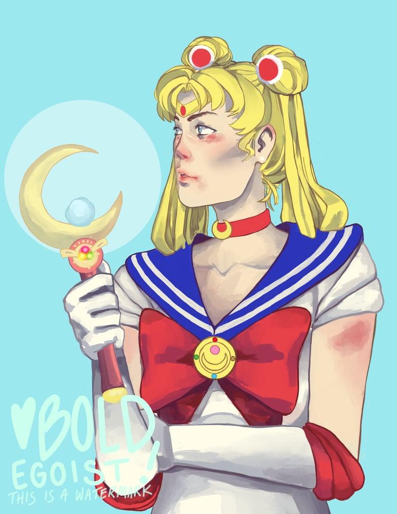 Sailor Moon Print!