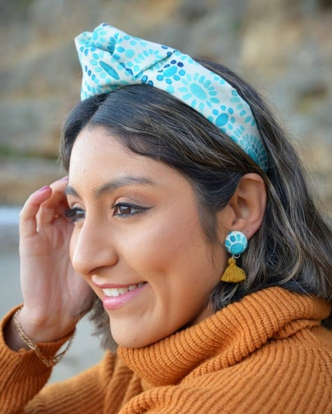 Image of SALE Amelie Turban & Earrings Sets (5 Patterns)