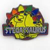 Stegaysaurus Enamel Pin