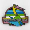 Queertzalcoatlus Enamel Pin