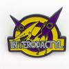 Interodactyl Enamel Pin