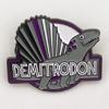 Demitrodon Enamel Pin