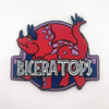 Biceratops Embroidered Patch