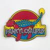 Pankylosaurus Embroidered Patch