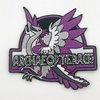 Archaeopterace Embroidered Patch
