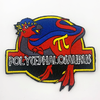 Polycephalosaurus Embroidered Patch