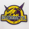Interodactyl Embroidered Patch