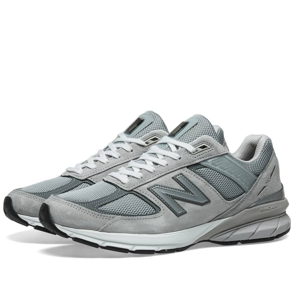 Image of NEW BALANCE M990GL5 - MADE IN THE USA GREY