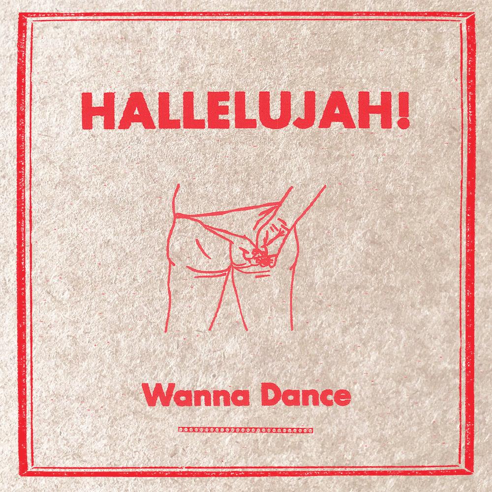 Hallelujah! - Wanna Dance LP