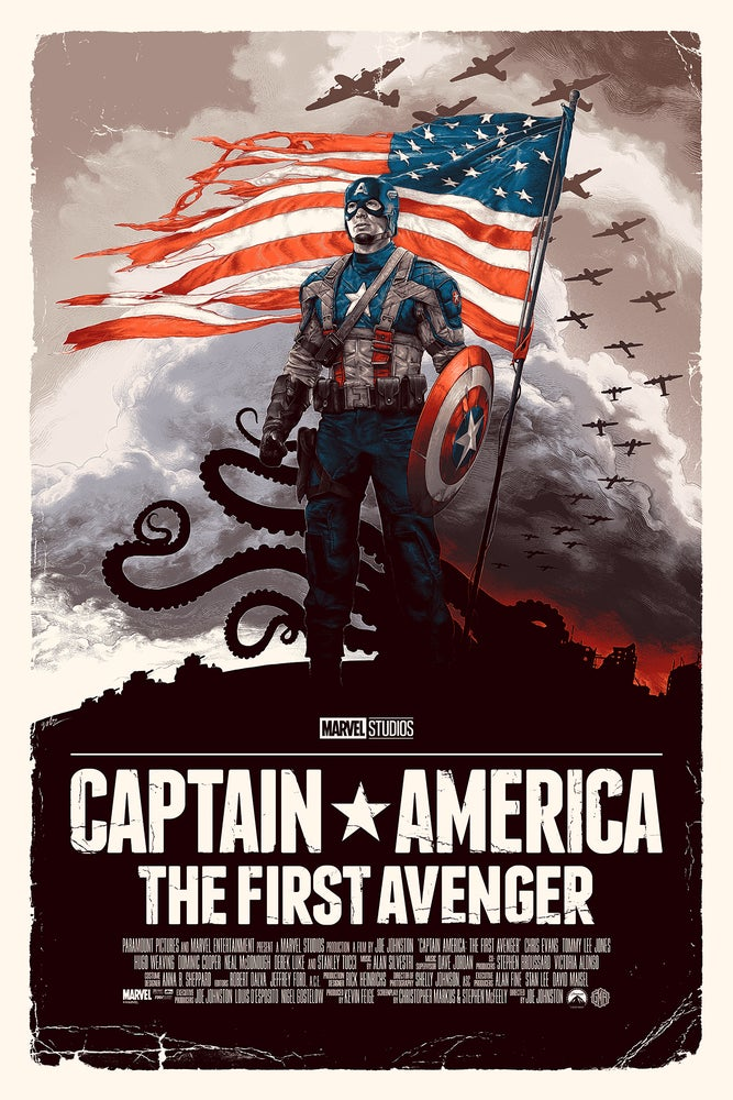 Image of Capt. America: The First Avenger Freedom Variant