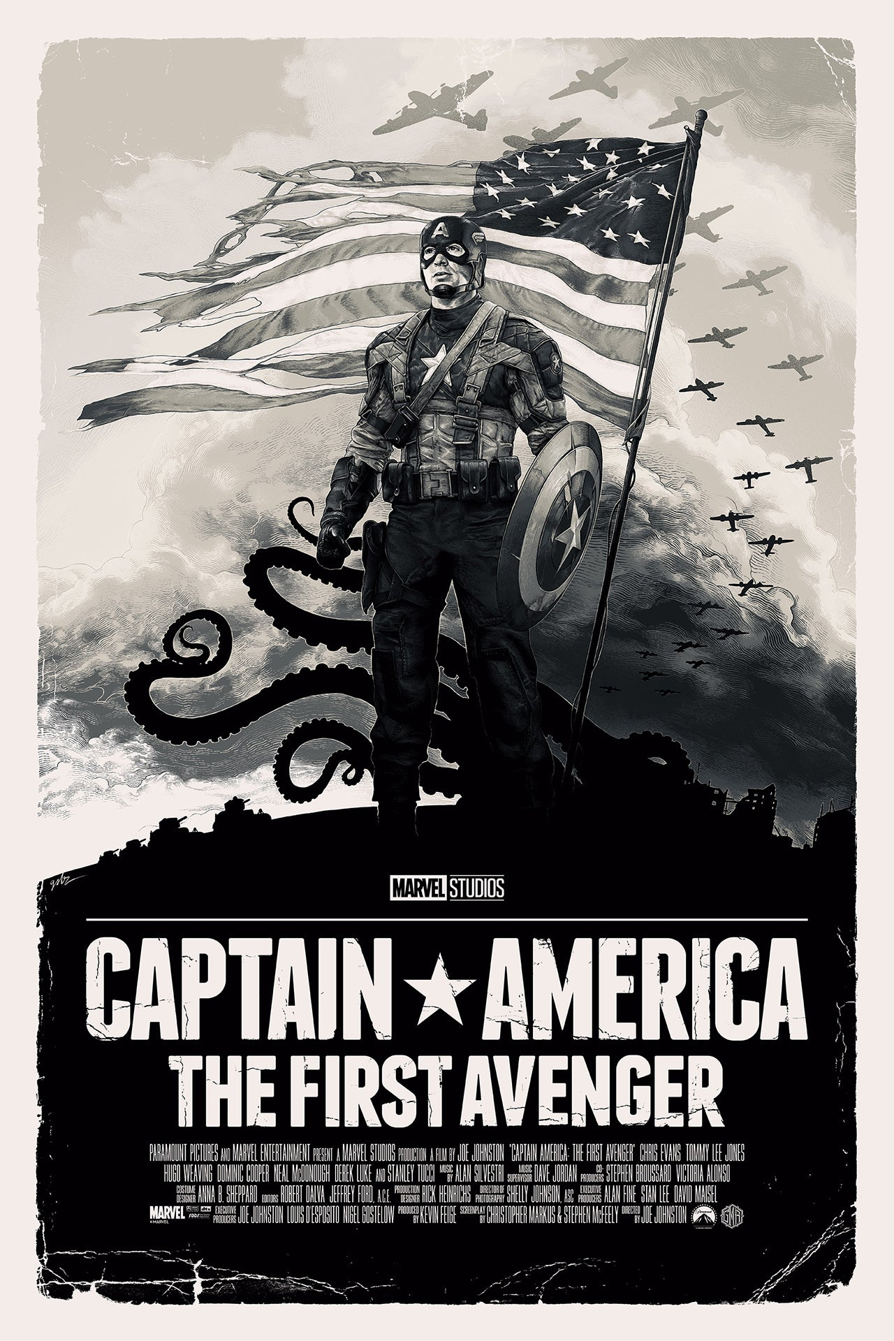 Image of Capt. America: The First Avenger Courage Variant