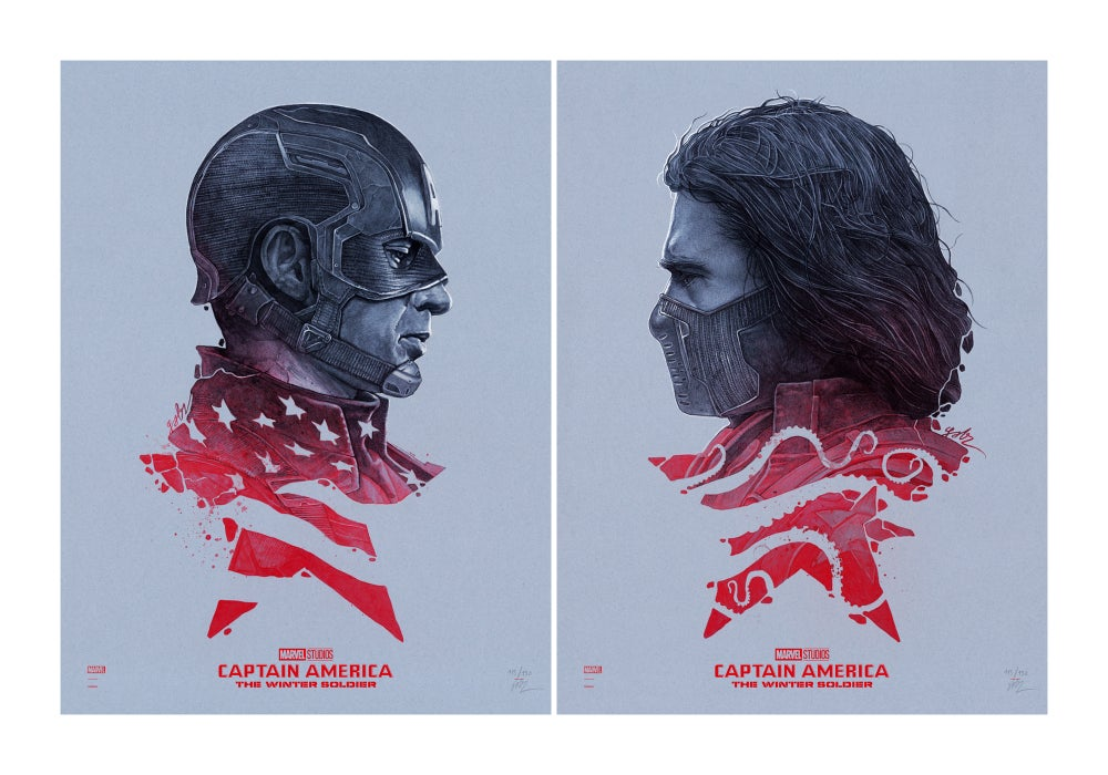 Image of Cap vs. Bucky Regular