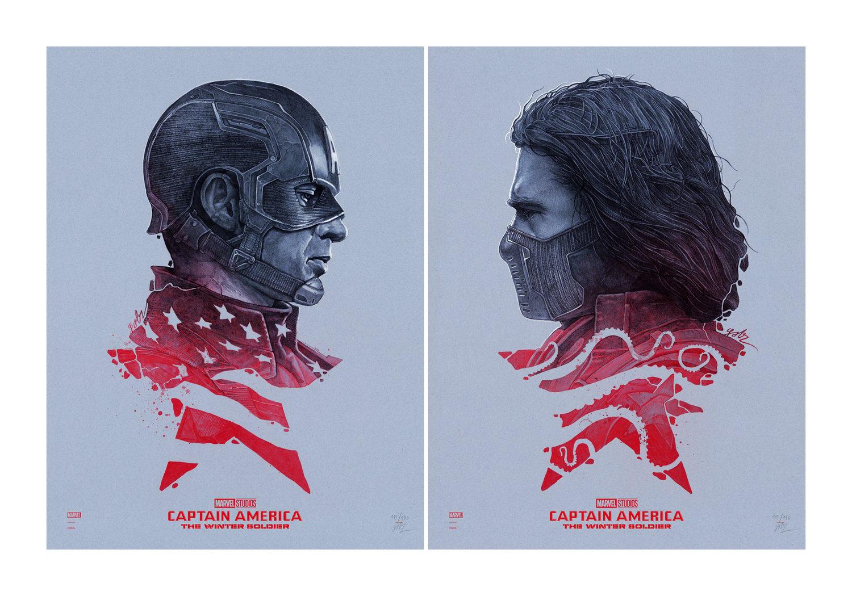 Image of Cap vs. Bucky Regular