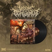Image of VISIONS OF DISFIGUREMENT-AEONS OF MISERY VINYL